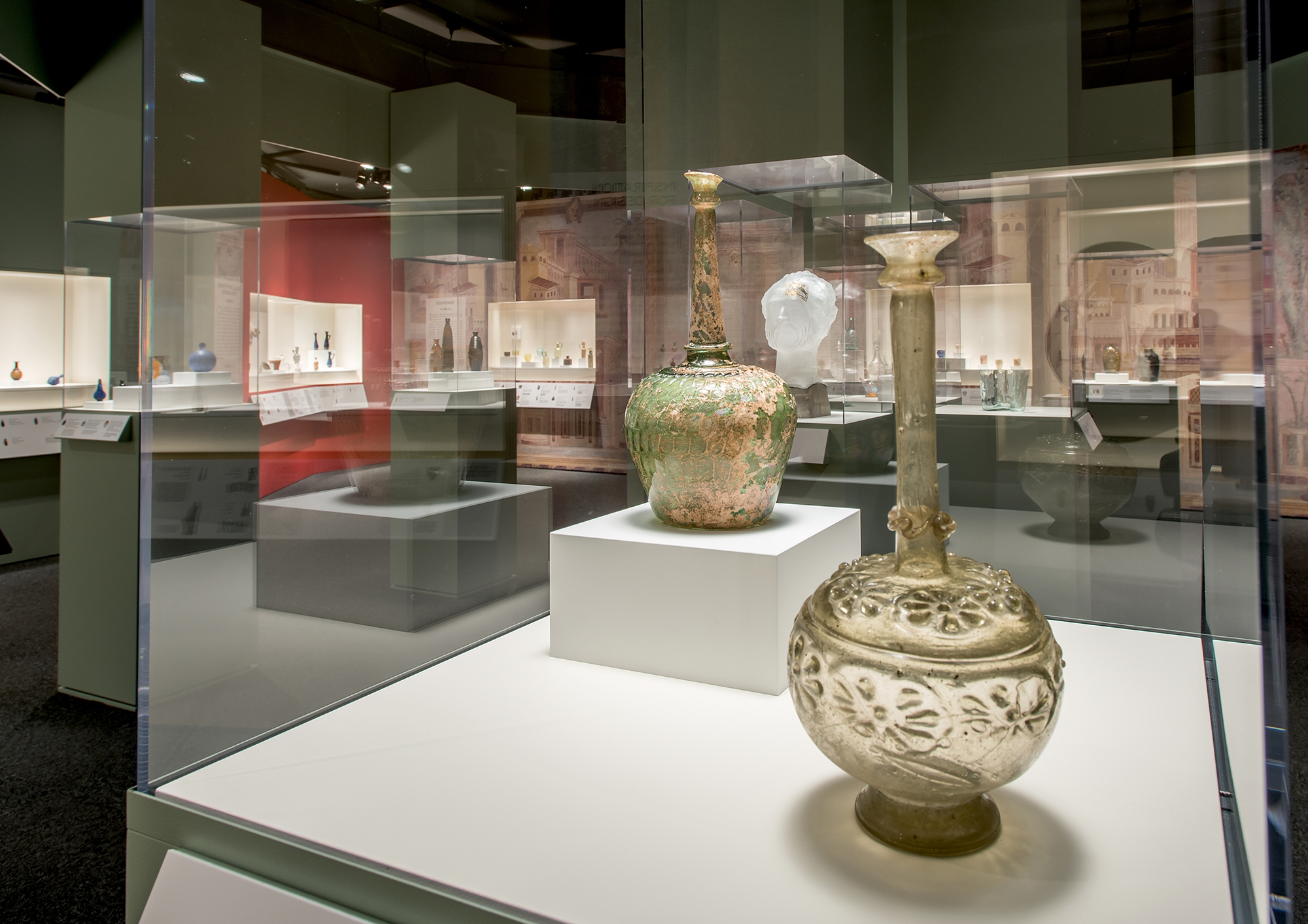 Ennion and His Legacy: Mold-Blown Glass from Ancient Rome