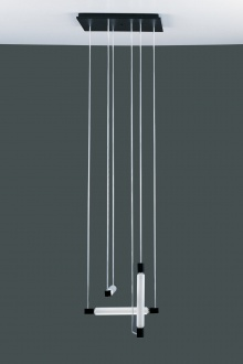 Hanging lamp designed by Gerrit Rietveld