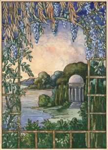 Window Design, Tiffany Studios
