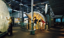 200-inch disk at The Corning Museum of Glass