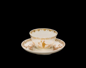 Fig. 4: Teacup and saucer